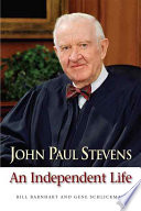 John Paul Stevens Book PDF