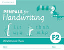 Penpals for Handwriting Foundation 2 Workbook Two  Pack of 10