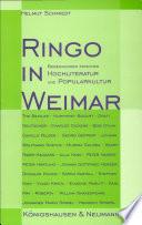 Ringo in Weimar