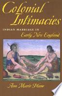 Colonial Intimacies