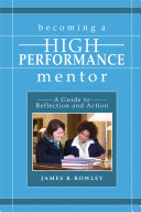 Becoming a High-Performance Mentor