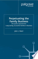 download ebook perpetuating the family business pdf epub