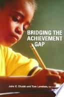the african american achievement gap