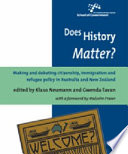 Does History Matter