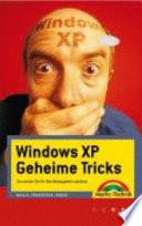 Windows XP - geheime Tricks