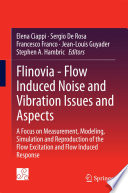Flinovia - Flow Induced Noise and Vibration Issues and Aspects Pdf/ePub eBook