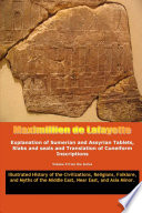 Explanation of Sumerian Tablets  Slabs and seals and Translation of Cuneiform Inscriptions
