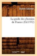 illustration La Guide Des Chemins de France