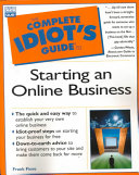The Complete Idiot s Guide to Starting an Online Business