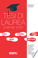 Tesi di laurea step by step