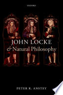 John Locke and Natural Philosophy