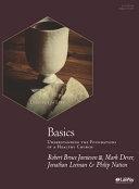 Basics Bible Study Book