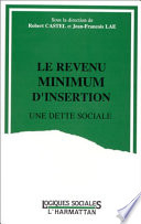 LE REVENU MINIMUM D'INSERTION