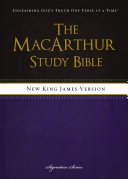NKJV, The MacArthur Study Bible, eBook Book
