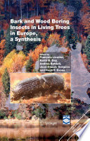 Bark and Wood Boring Insects in Living Trees in Europe  A Synthesis