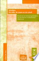 Schrillers. De stille, de stoere en de schoft. Aanzet tot een beknopte geschiedenis van het Vlaamse misdaadverhaal (1898-2003) (Studia Germanica Gandensia - Jaarboek 2003)