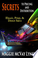 Secrets to Pricing and Distribution  Ebook  Print and Direct Sales