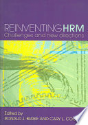 Reinventing Human Resource Management