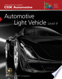 South African Automotive Light Vehicle Level 4