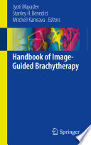 Handbook of Image Guided Brachytherapy