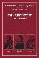 The Holy Trinity  Paperback