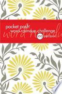 Pocket Posh Word Roundup Challenge