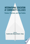 International Education at Community Colleges