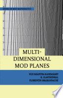 Multidimensional MOD Planes  Series on MOD Mathematics