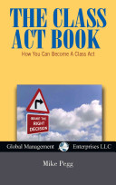 The Class Act Book Book PDF