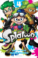Splatoon : video game! the turf wars have started...