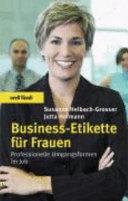Business-Etikette für Frauen
