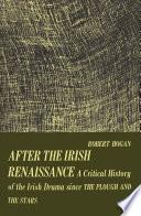 After the Irish Renaissance