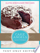 Cake Angels Text Only  Amazing gluten  wheat and dairy free cakes