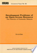 Development Problems of an Open-access Resource
