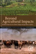 Beyond Agricultural Impacts Africa Presents The Theories And Methods Commonly Applied