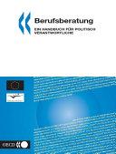 Berufsberatung Ein Handbuch für politisch Verantwortliche