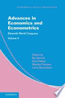 Advances in Economics and Econometrics  Volume 2