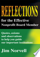 Reflections for the Effective Nonprofit Board Member