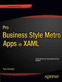 Pro Windows 8 Apps for Business in XAML