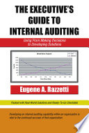 The Executive's Guide to Internal Auditing