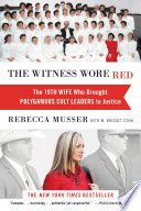 The Witness Wore Red