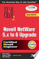 Novell Netware 5.X to 6 Upgrade