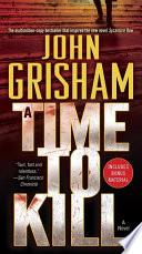 A Time to Kill Book PDF