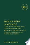 Bmh As Body Language