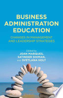 Business Administration Education