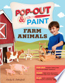 Pop-Out and Paint Farm Animals