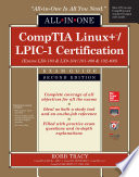 Comptia Linux Lpic 1 Certification All In One Exam Guide Second Edition Exams Lx0 103 Lx0 104 101 400 102 400