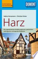 DuMont Reise Taschenbuch Reisef  hrer Harz