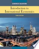 Introduction to International Economics  3rd Edition