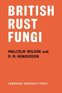 British Rust Fungi